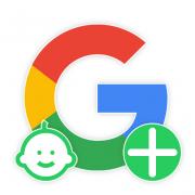 Как создать Гугл аккаунт для ребенка