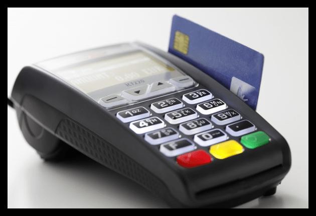 Платежный терминал безналичной оплаты
