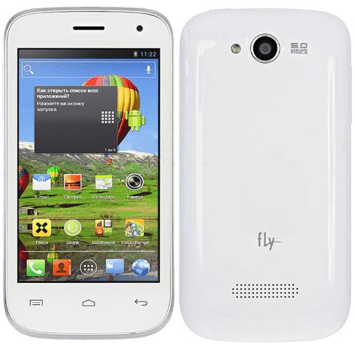 Подготовка смартфона Fly IQ445 Genius к переустановке Android