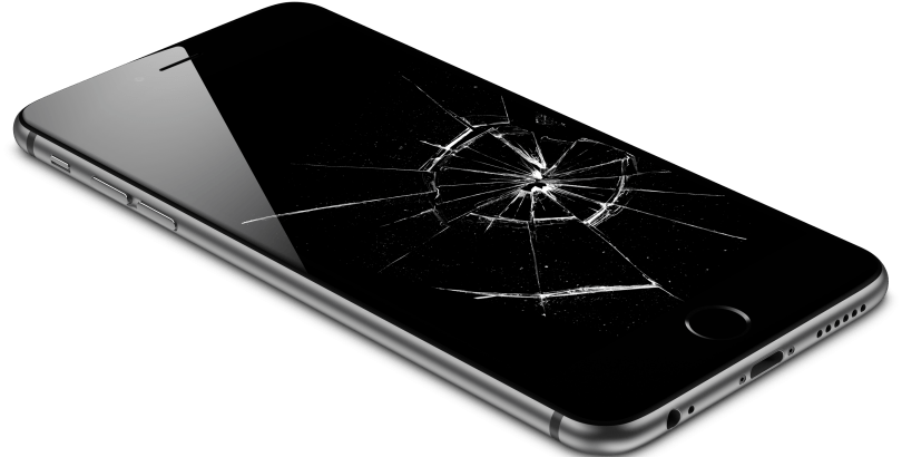 Повреждение тачскрина iPhone
