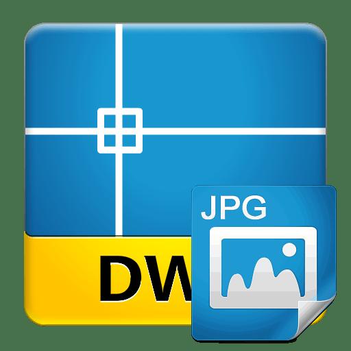 Преобразование DWG в JPG онлайн