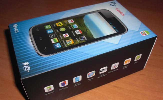 Резервное копирование информации из смартфона Fly IQ445 перед прошивкой, бэкап NVRAM, Nandroid-бэкап