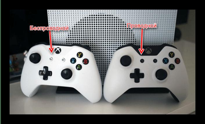 Варианті геймпадов от Xbox One