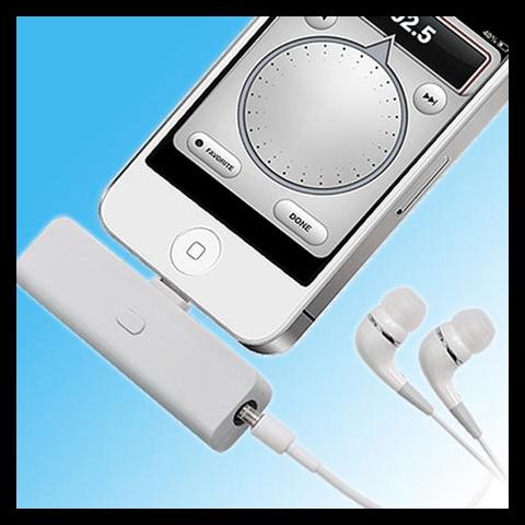 Как слушать радио на iPhone