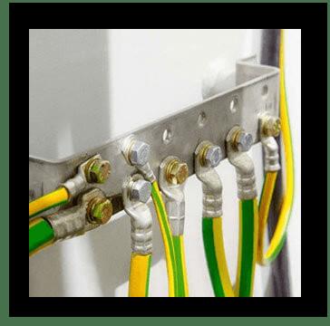 Заземление компьютера для устранения статического электричества