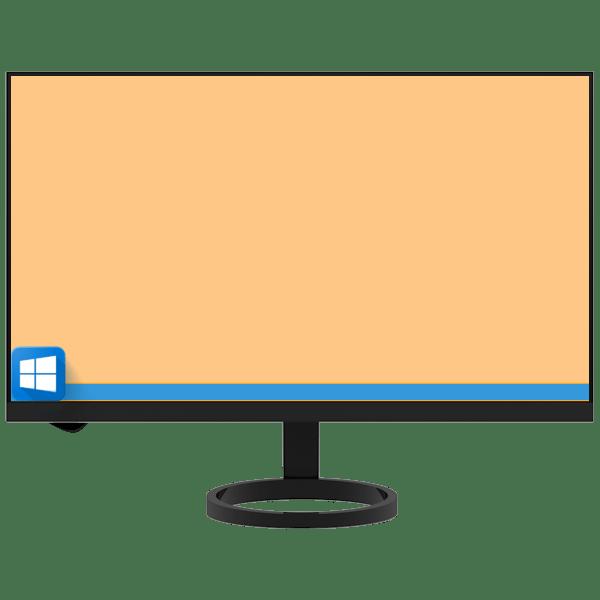 Как опустить панель задач вниз рабочего стола