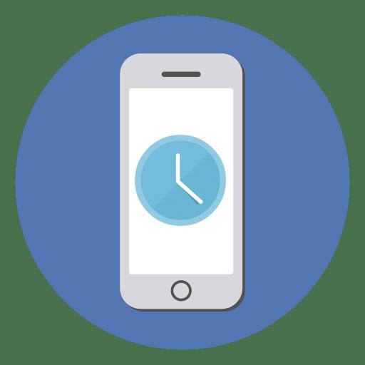 Как поменять время на Айфоне