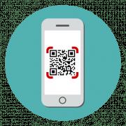 Как сканировать QR-код с помощью iPhone