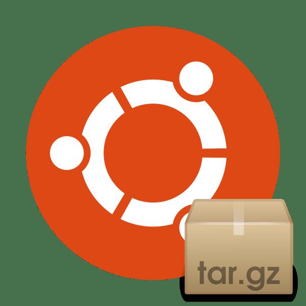 Как установить TAR GZ в Ubuntu