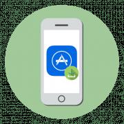 Как восстановить удаленное приложение на iPhone