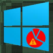 Кнопка «расширить том» не активна в windows 10