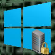 Локальная политика безопасности в Windows 10
