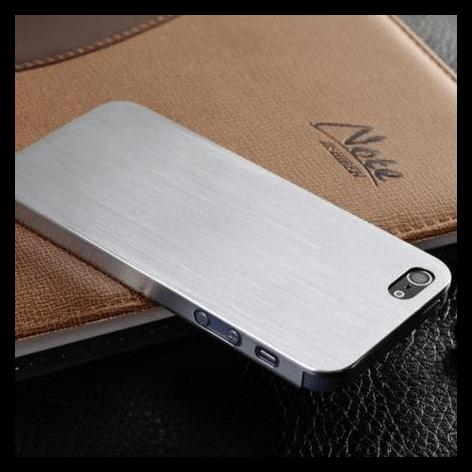 Металлический чехол для iPhone