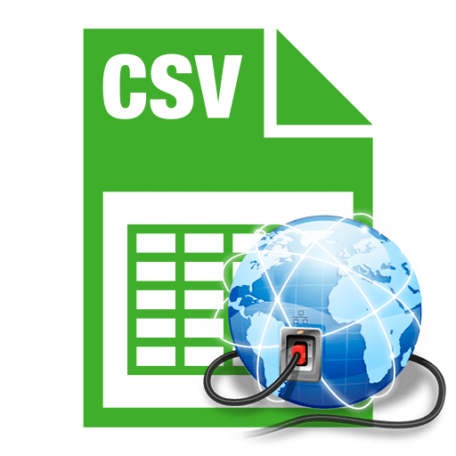 Открытие файла CSV через веб-сервисы