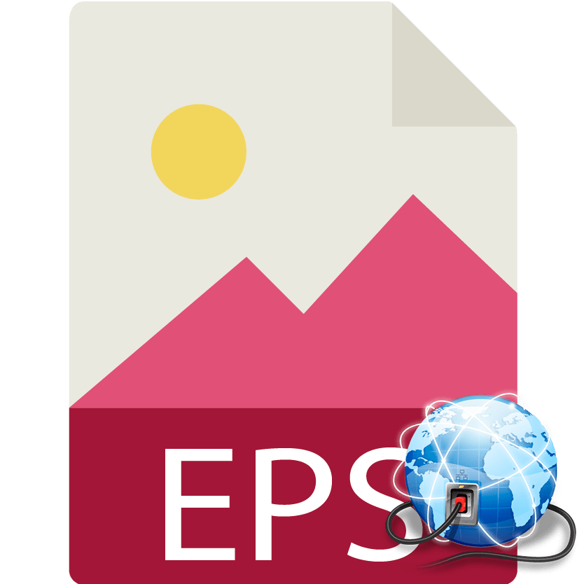 Открытие файла EPS через онлайн-сервис