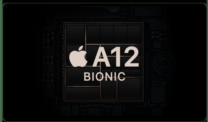 Процессор A12 от компании Apple, устанавливаемый в iPhone XS Max