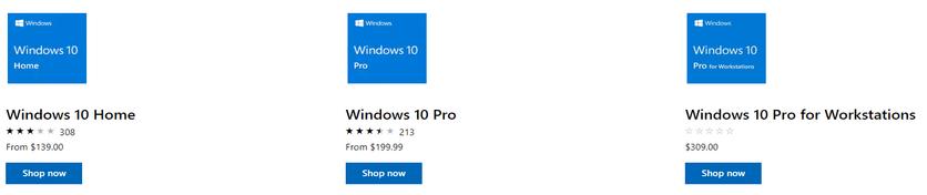 Стоимость операционной системы Windows