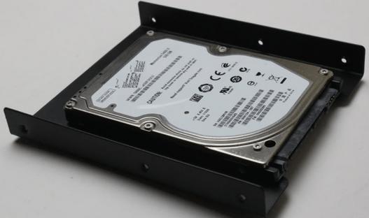 Установка жесткого диска от ноутбука в салазки