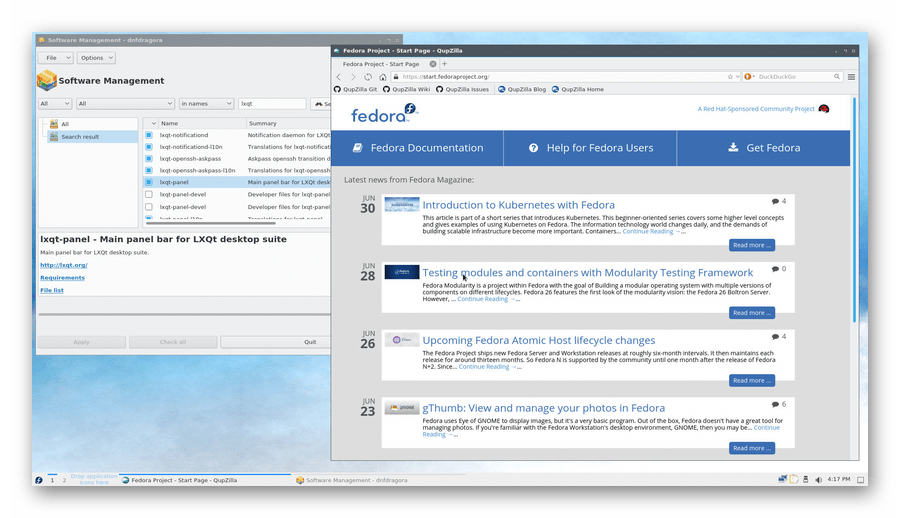 Выбор дистрибутива Linux для слабого компьютера