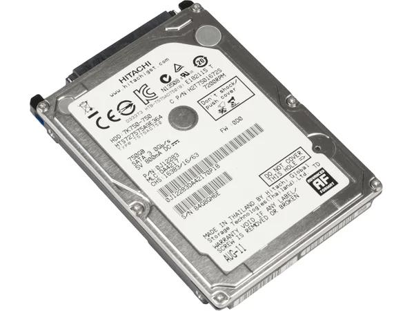 Внешний вид жесткого диска компании Hitachi