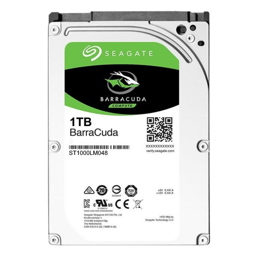 Внешний вид жесткого диска компании Seagate