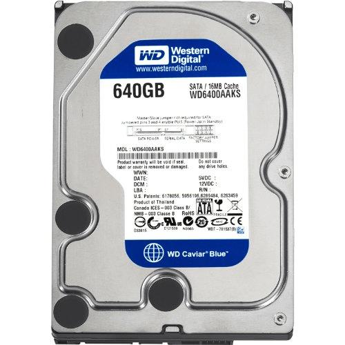 Внешний вид жесткого диска компании Western Digital