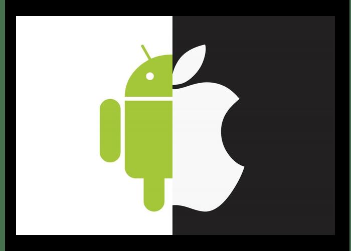 Выбор между iOS и Android