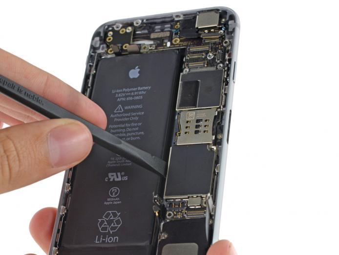 Замена WiFi-модуля на iPhone