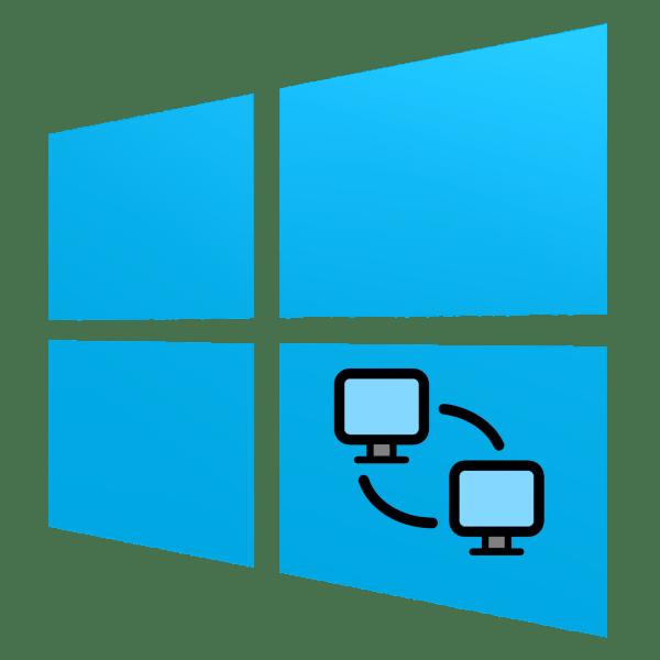 как настроить домашнюю сеть в windows 10