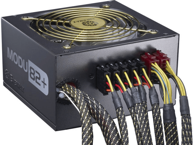 Блок питания для компьютера с модульной конструкцией