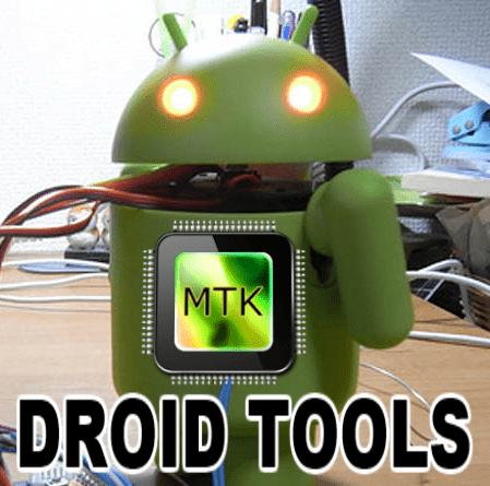 Fly IQ4404 создание бэкапа NVRAM IMEI c помощью MTK Droid Tools