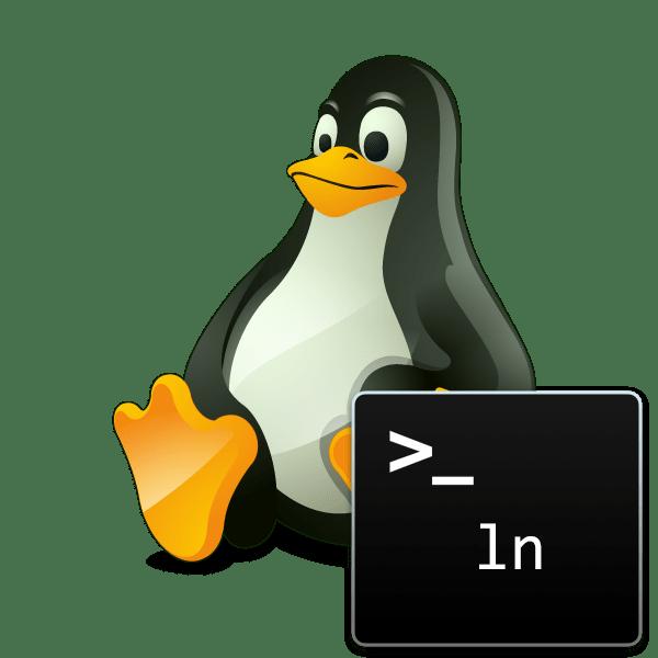 Команда ln в Linux