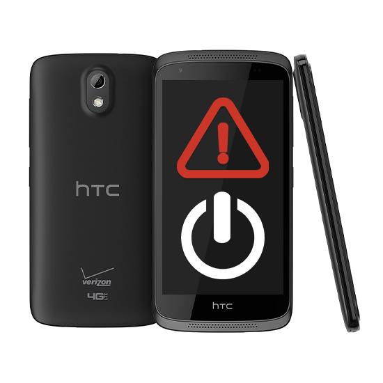 Не включается HTC Причины и решение