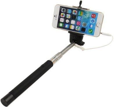 Подключение проводного монопода к iPhone