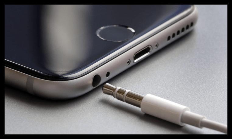 Разъем для наушников iPhone