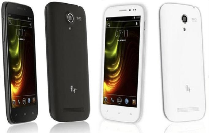 Смартфоне Fly IQ4404 - три аппаратные ревизии модели