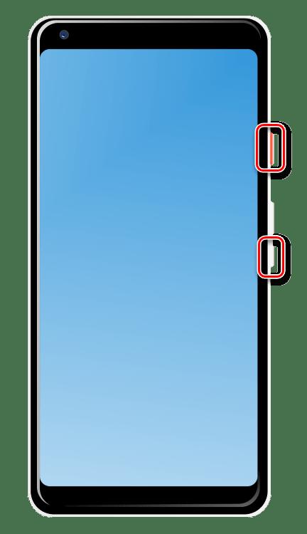 Создание скриншота на смартфоне с Android