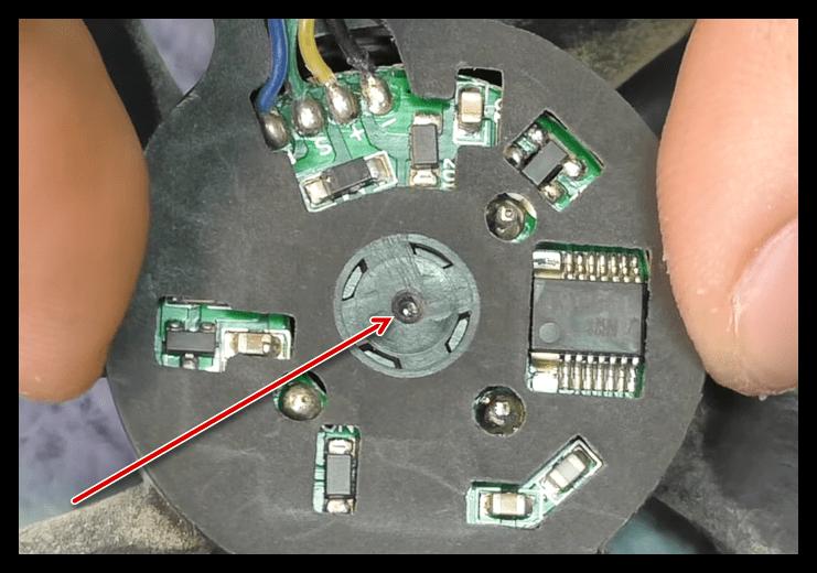 Техническое обслуживание вентилятора системы охлаждения видеокарты