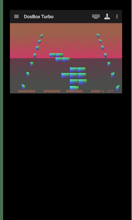 Успешно запущенный EXE файл от DOS на Android