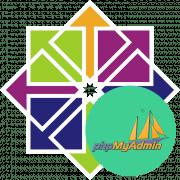 Установка phpMyAdmin в CentOS 7