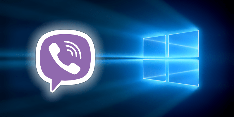 Скрытые чаты в Viber для Windows