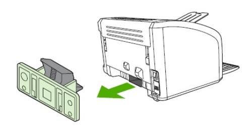 Снятие тормозной площадки при разборке принтера Canon