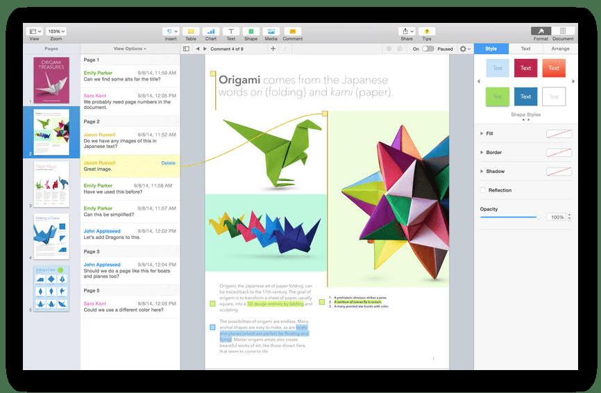 Встроенные приложения как преимущество macOS