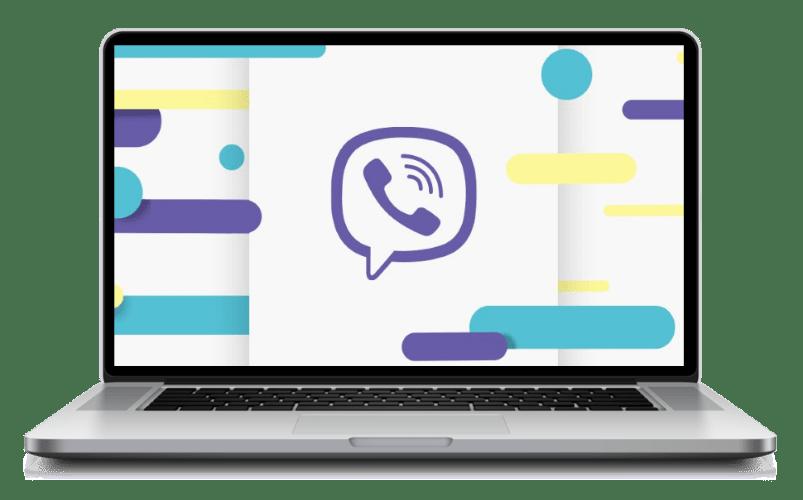 Как отправить фото через Viber для Windows