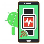 Как подключить фитнес браслет к телефону с Андроид