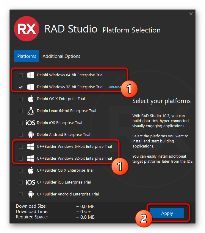 Открытие файлов формата RVF на компьютере