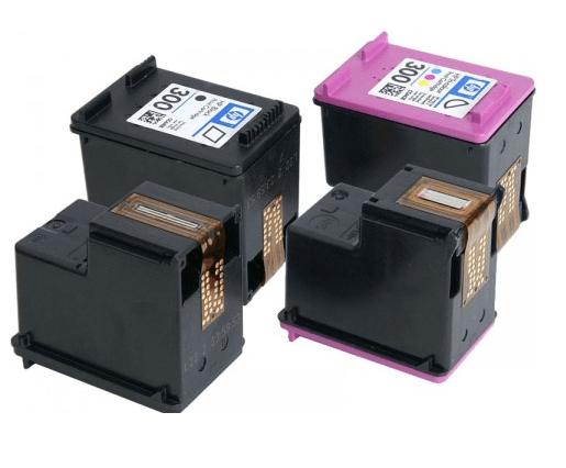 Внешний вид картриджа принтера