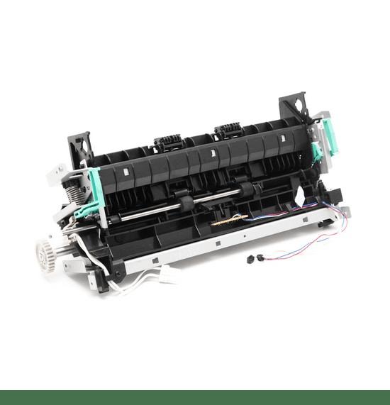 Внутреннее устройство печи лазерного принтера