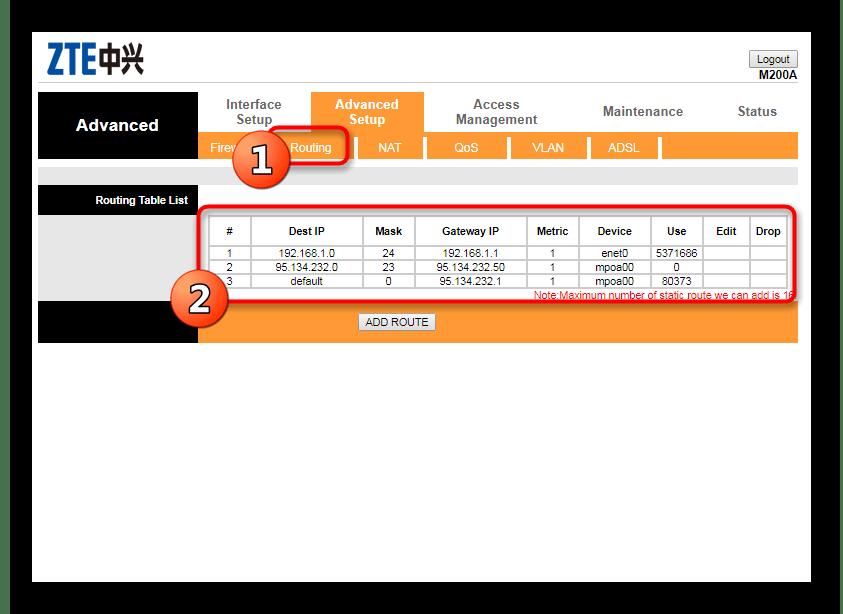 Просмотр списка подключенных устройств к роутеру компании Промсвязь