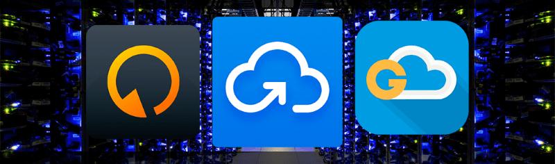 ZTE Blade X3 резервное копирование пользовательских данных в облачные сервисы
